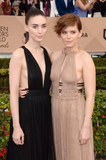 Kate e Rooney Mara