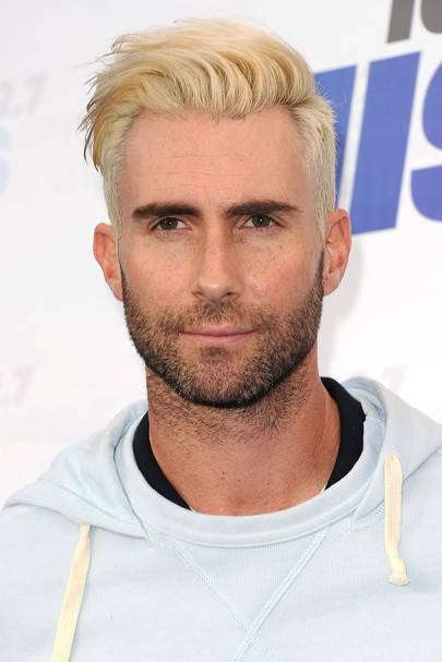 Men With Bleach Blonde Hair Ice Blonde Celebrities 2017