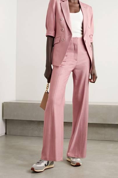 Drouser trend: straight leg trousers