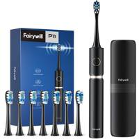 Best electric toothbrush for battery life: Fairywill Pro P11