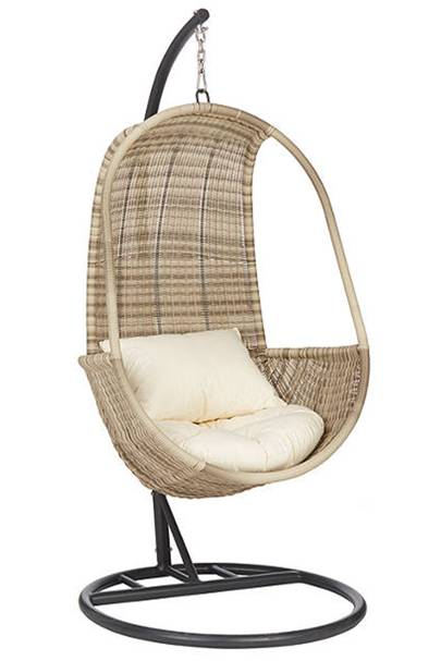 John Lewis hanging egg chair