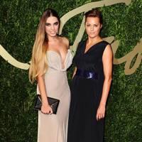 Amber Le Bon & Yasmin Le Bon