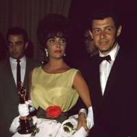 Eddie Fisher and Elizabeth Taylor, 1961