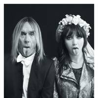 Iggy Pop & Daisy Lowe For Eleven Paris