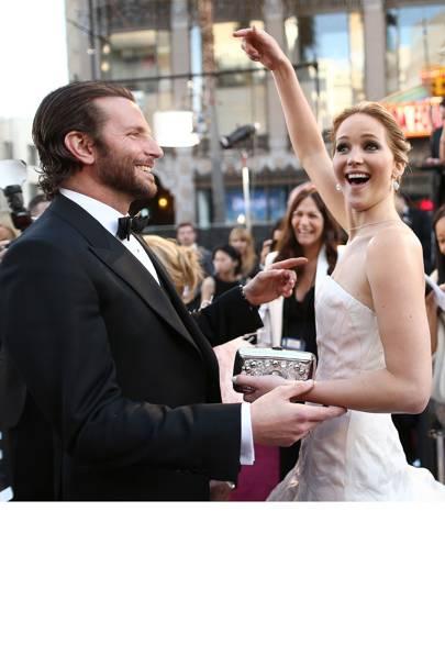 On Bradley Cooper
