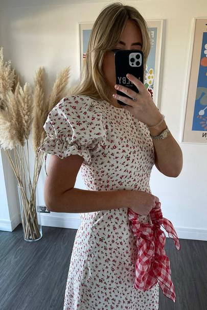 MOBLY THE LABEL - FLORAL ROSA DRESS