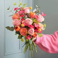 The letterbox bouquet