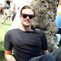 Alex Skargaard at Coachella