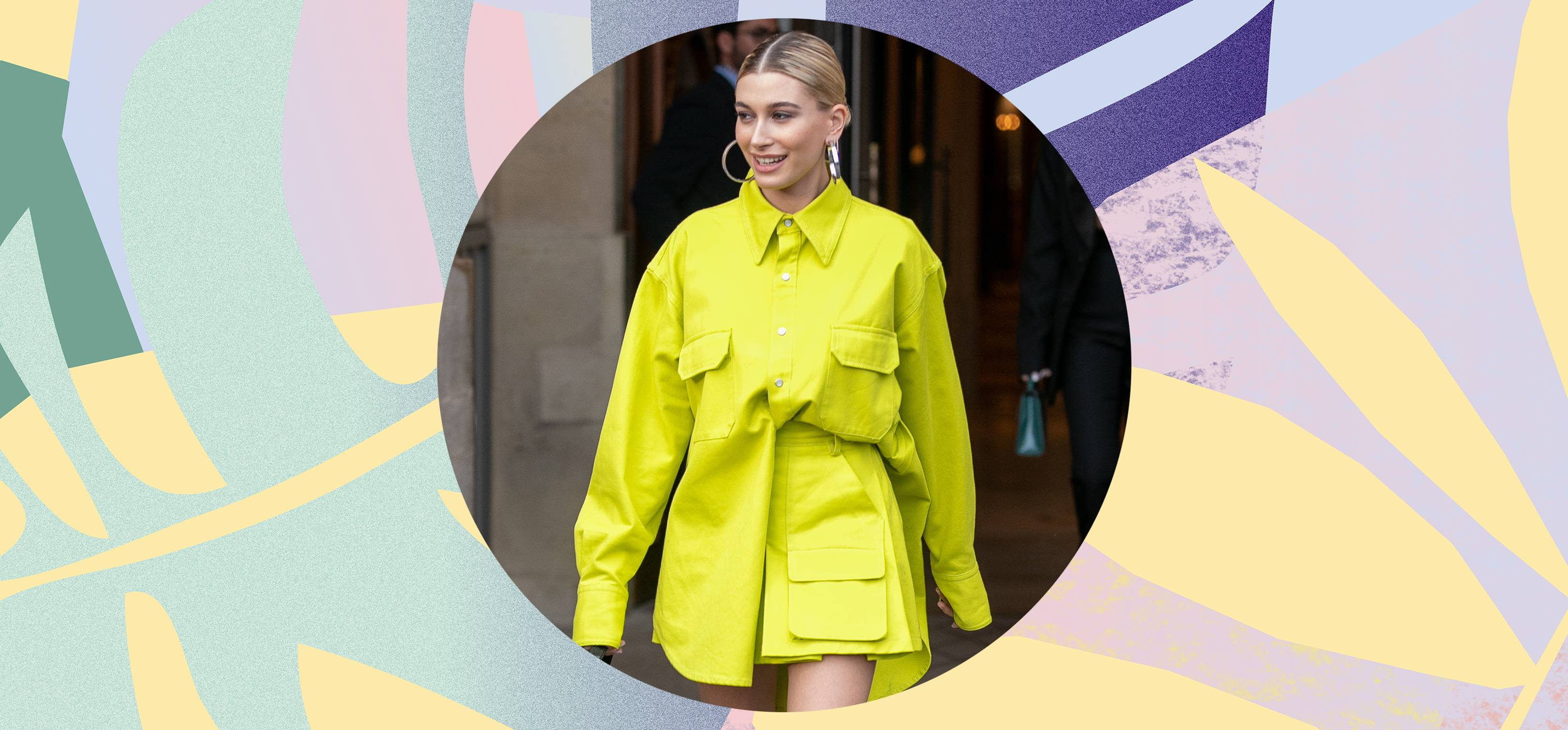932d4ff5bb94 Hailey Bieber: The girl who grew up on the red carpet and became a fashion  icon