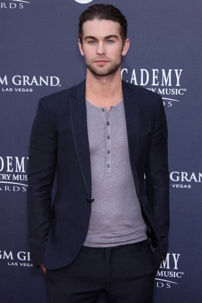 No 12: Chace Crawford