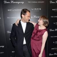 Jude Law & Lena Dunham