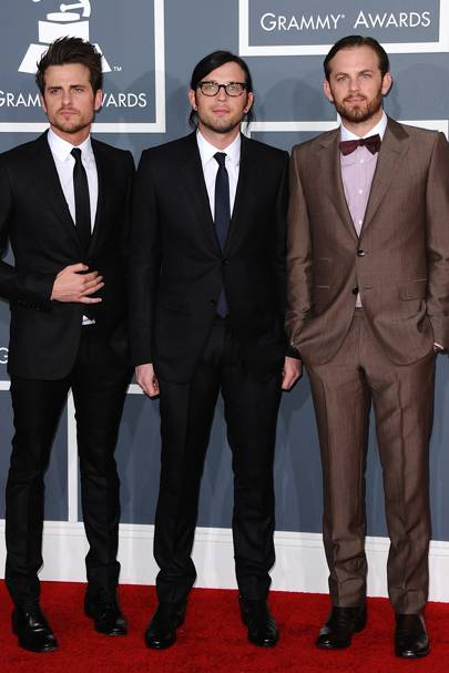 Nathan & Caleb & Jared Followill