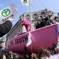 The co-founder of climate change movement Extinction Rebellion reveals exactly what YOUR place is in these turbulent times