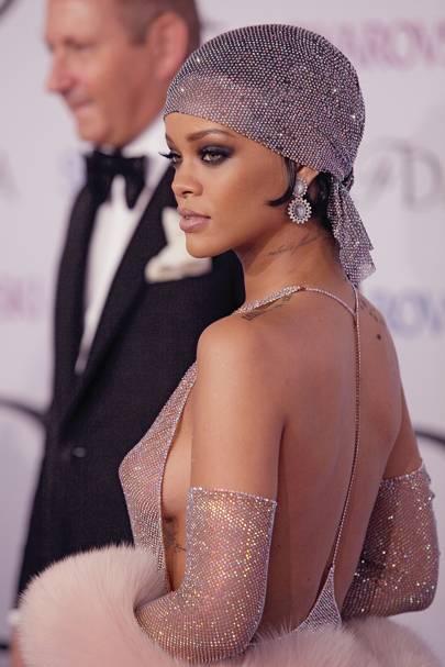 Rihanna - CFDA Fashion Awards 2014
