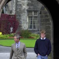 Prince William decides on St Andrews