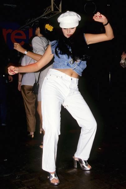 Dannii Minogue – 90s Denim