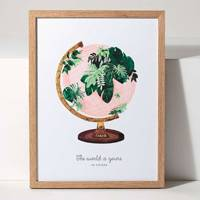 Best travel gifts: the wall art