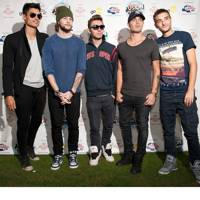 The Wanted at Fusion Festival