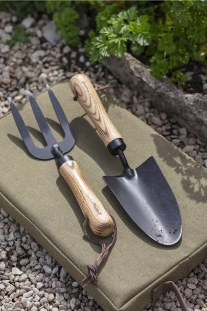 The garden tools set