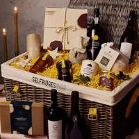 Best Christmas Hampers: from the deli counter
