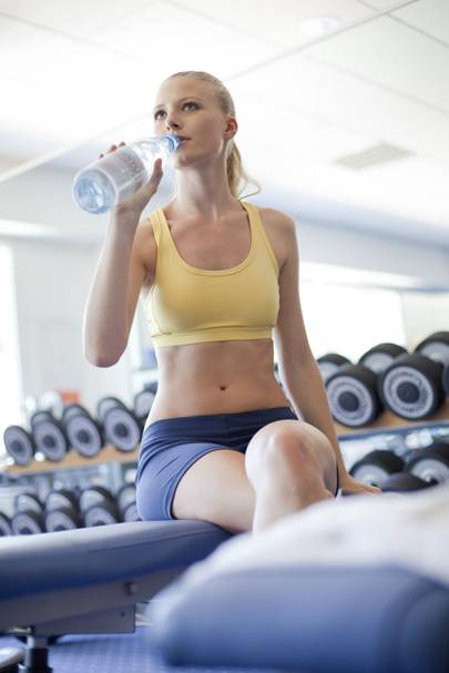 Myth: Lifting weights will give you 'manly' muscles