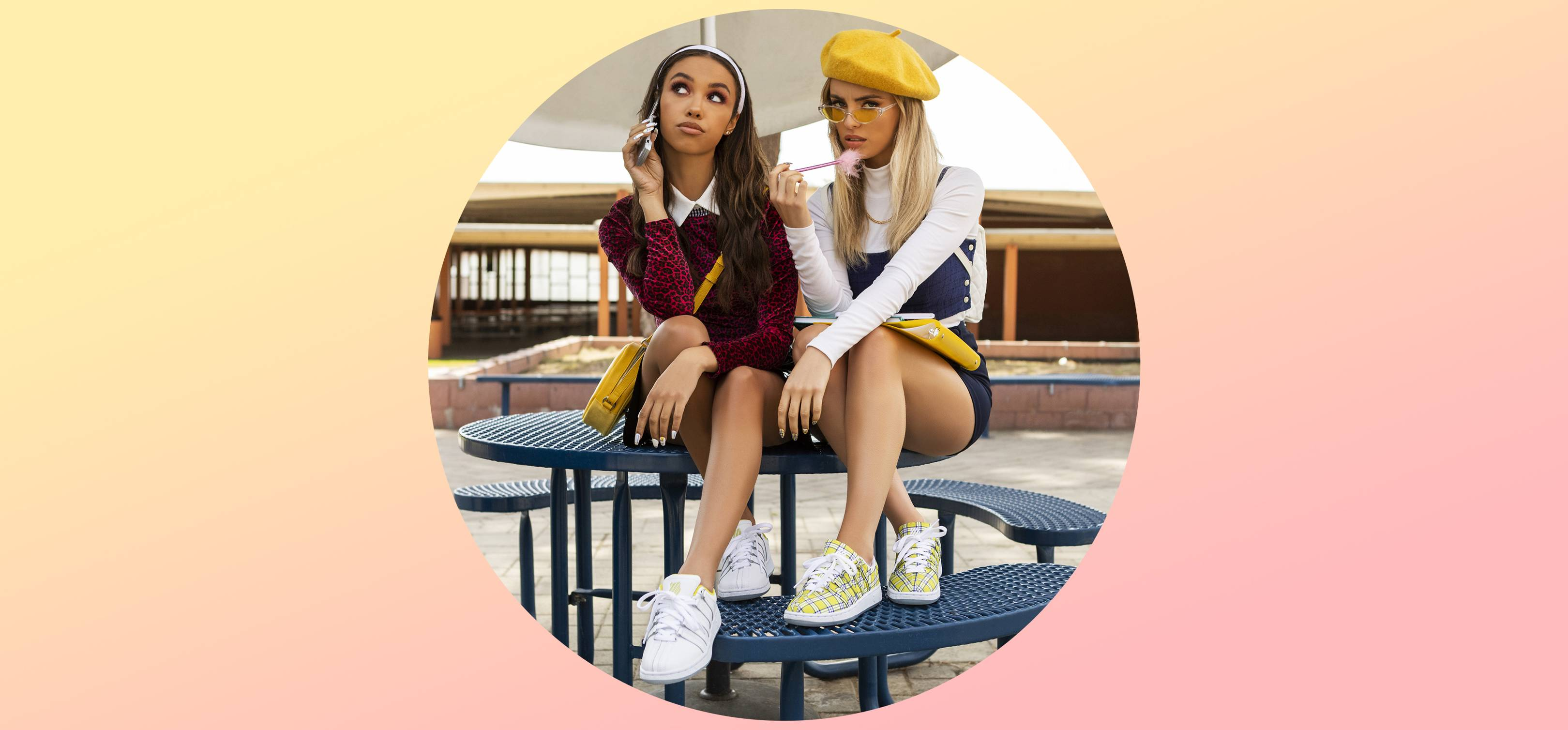 Clueless-inspired trainers are coming and we need them immediately