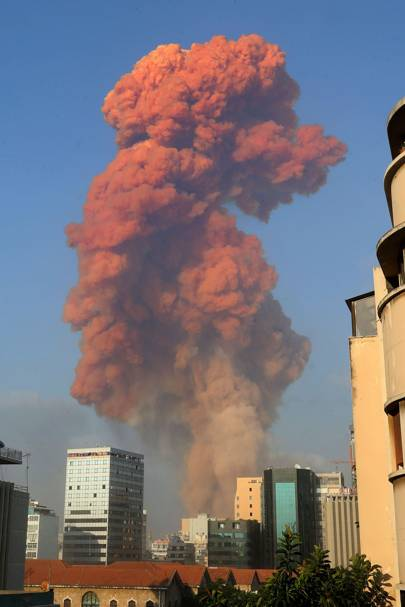 An explosion in Beirut killed at least 204 people