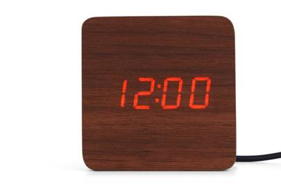 Best alarm clock for checking the temperature