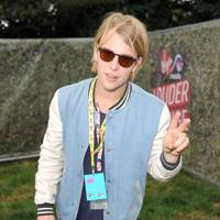 Tom Odell at V Festival