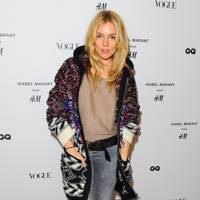 Sienna Miller at the Isabel Marant x H&M Launch