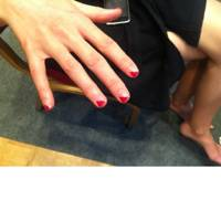 Nail Art Alert At Roland Mouret!