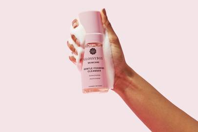 Glossybox Skincare: the foaming cleanser