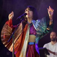 Bat For Lashes at Field Day