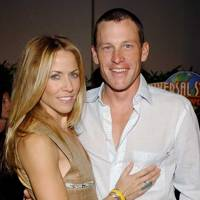 Sheryl Crow and Lance Armstrong