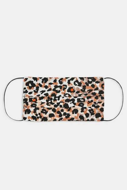 Best animal print face mask