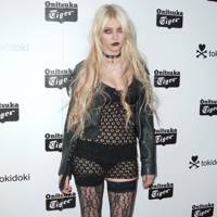 DON'T #3: Taylor Momsen at a fashion launch, October