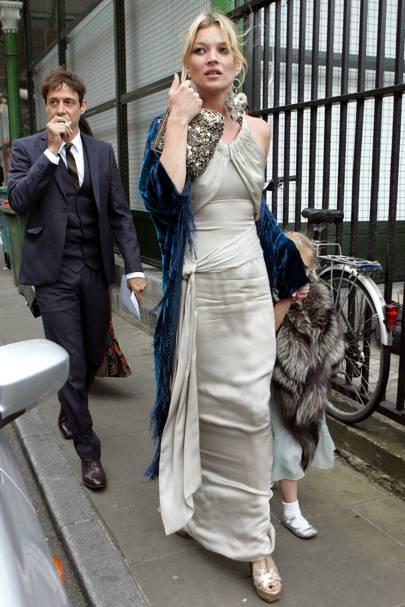 Kate Moss, 2008