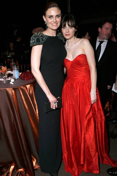 Zooey & Emily Deschanel