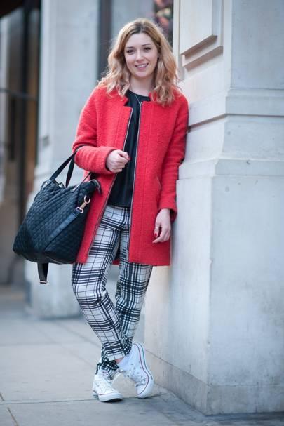 Charlotte O'Shea, Hair Stylist