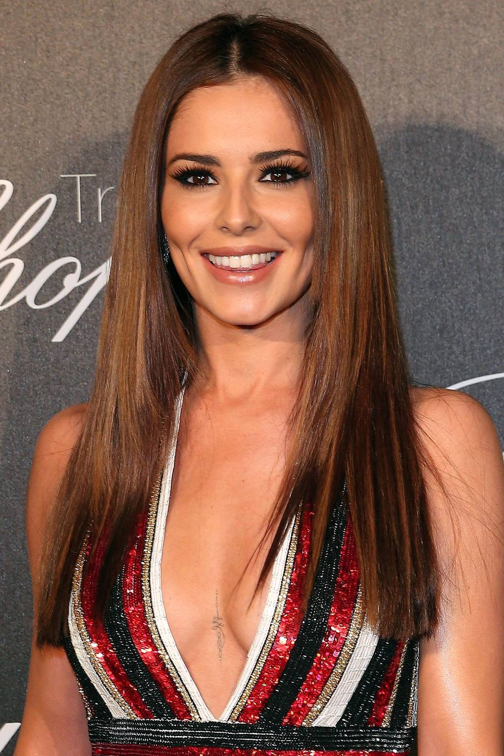 Cheryl Tattoo Picture Of The Cleavage Design Meaning Glamour Uk