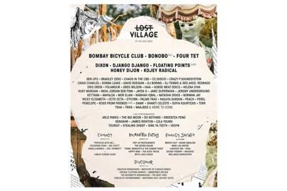 Lost Village Festival, Lincolnshire