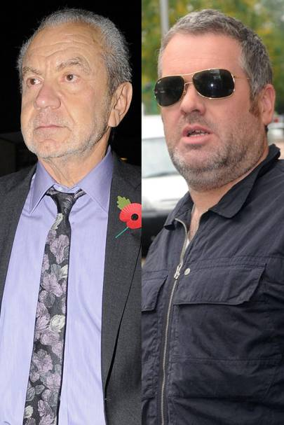 Alan Sugar vs. Chris Moyles