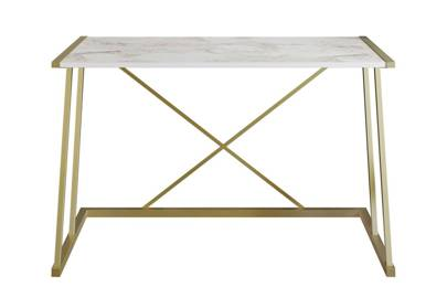 Best desks for small spaces: the marble desk