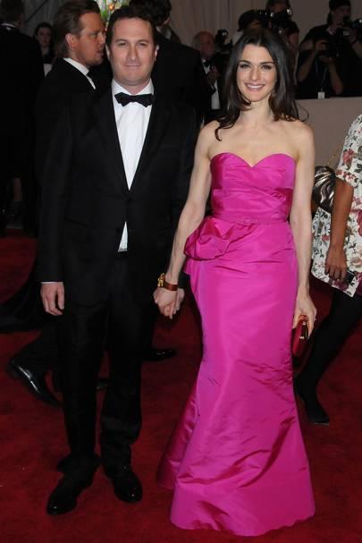 Rachel Weisz And Darren Aronofsky