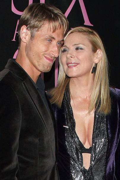 7. Kim Cattrall and Alan Wyse