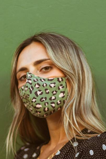 Best face masks UK: Oliver Bonas