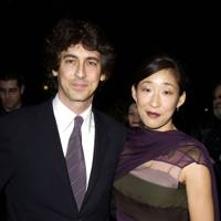 Sandra Oh and Alexander Payne