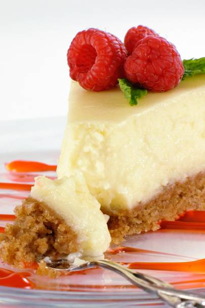 Oatmeal-Based Cheesecake