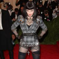 Madonna at the Met Gala