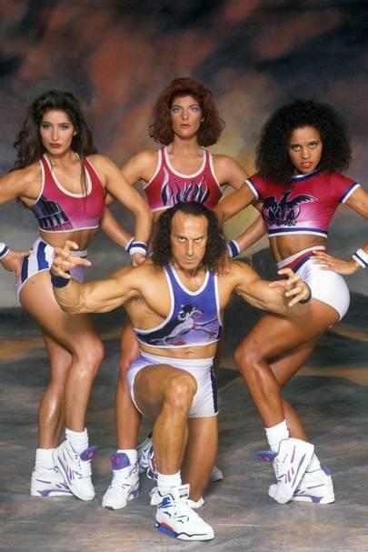 15. Gladiators 1992-2000